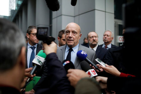 Juppe widens lead over Sarkozy for French primaries: poll