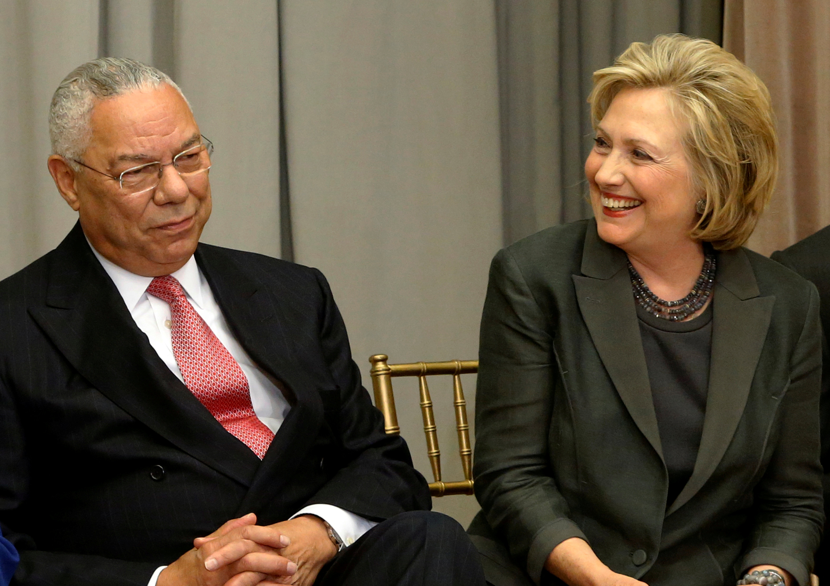 Former Secretary of State Powell will vote for Clinton: Newsday