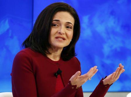Facebook COO Sandberg donates $100 million to donor advised fund