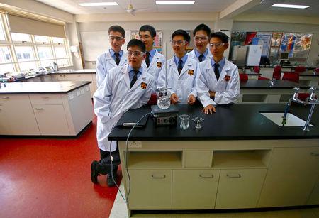 Ex-drug executive Shkreli congratulates Australian students