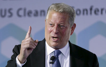 Trump meets former Vice President Gore in New York: Gore