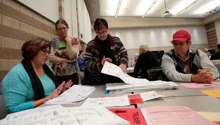 Defying Trump, Green Party pursues recounts in three states