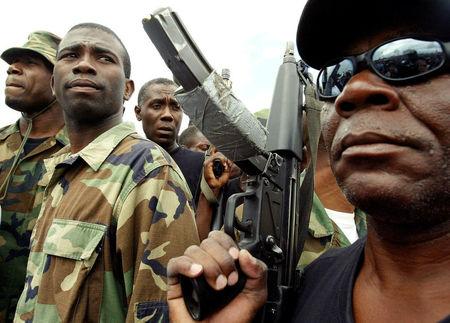 Ex-coup leader, DEA fugitive wins Haitian Senate seat