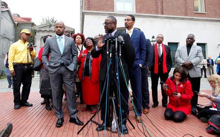 Judge declares mistrial in ex-South Carolina policeman's murder trial