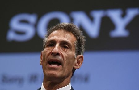 Sony Entertainment CEO exiting for a top role at Snap