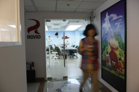 Angry Birds maker Rovio to open game development studio in London
