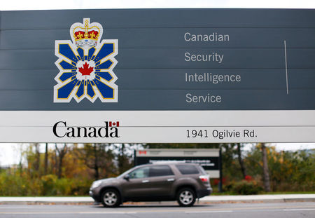 Exclusive: Canadian energy firms at bigger risk from cyber, bomb attacks - spy agency