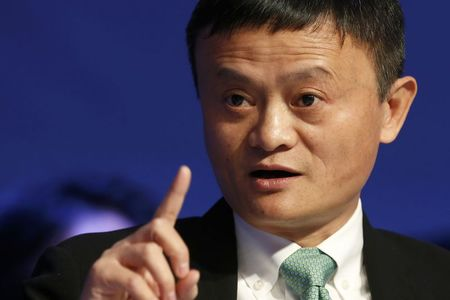 Alibaba's Ma says no chance of U.S. trade war with China