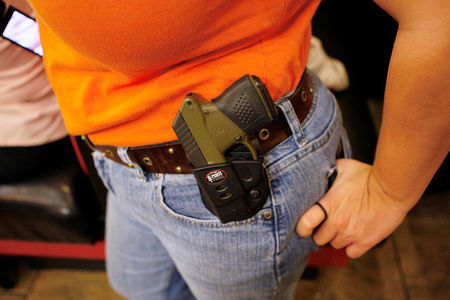 North Dakota governor approves concealed guns without a permit