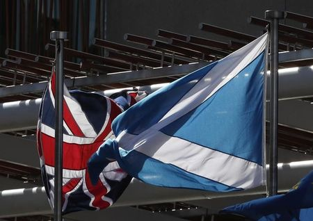 Scots don't want another independence vote: Kantar poll