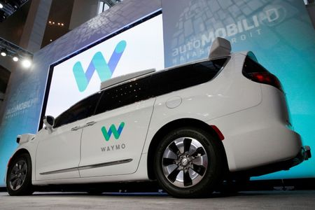 Waymo testing self-driving car ride service in Arizona