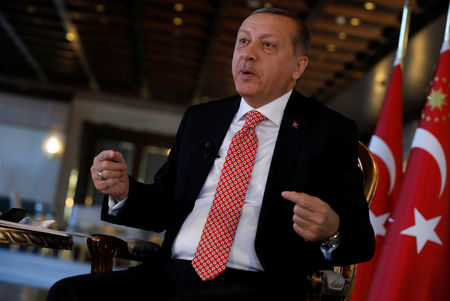 Erdogan says Turkey won't wait at Europe's door forever