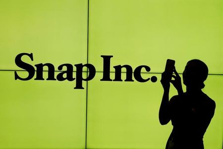 Snap surges after Wall Street heavyweights reveal stakes