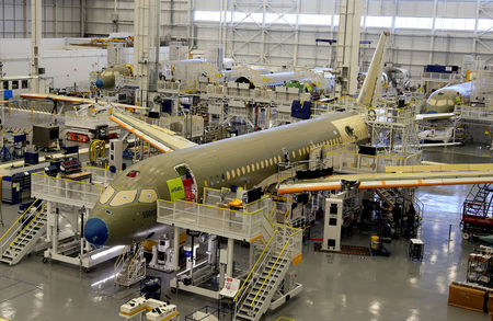 In Bombardier fight, Boeing sees ghost of Airbus ascent