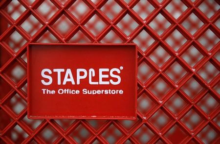 Exclusive: Sycamore Partners close to deal to acquire Staples - sources