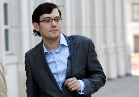 'Pharma bro' Shkreli says he will not testify in securities fraud trial