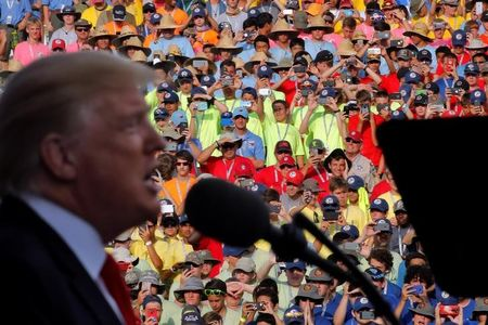 Trump speech to Boy Scouts raises ire of parents, former Scouts