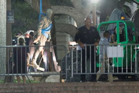 A majority of Americans want to preserve Confederate monuments: Reuters/Ipsos poll