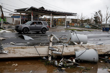 Storm Maria brings fear, pain and shock to Puerto Ricans