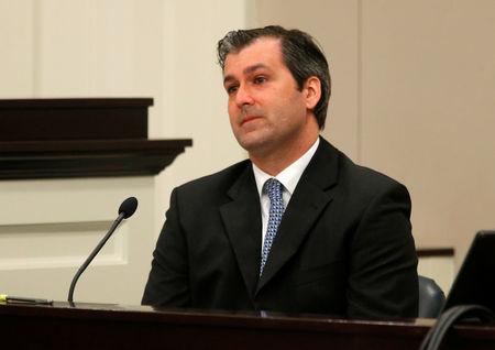 South Carolina ex-cop faces December sentencing for motorist's shooting
