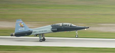 U.S. airman killed in Texas plane crash