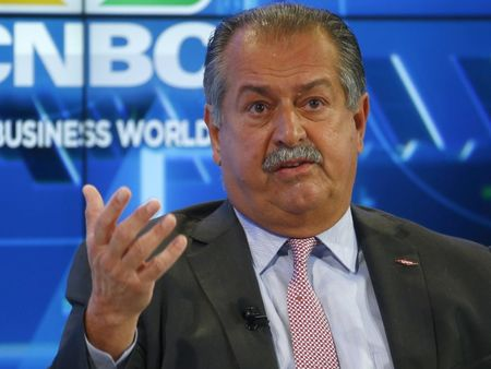 DowDuPont's Andrew Liveris steps down, names CEO for new Dow