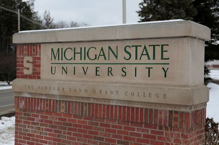 Michigan State student sues, claims school ignored rape by basketball players