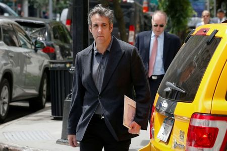 Few client communications found so far in Michael Cohen documents: judge
