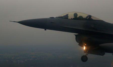 European NATO jets showcase unified Russian deterrence