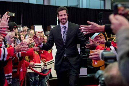 NHL Notebook: Hawks G Crawford Plans Thursday Return