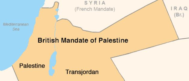 Arabic professor distributes map without Israel, then pencils it in half-assedly