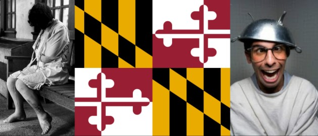 What the hell's the matter with Maryland?