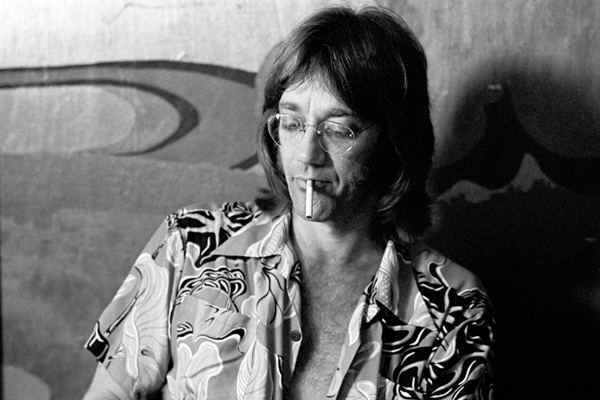 Ray Manzarek -- The Organ Master