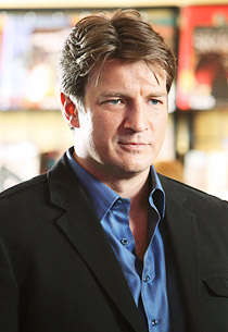 Social TV: See Why Nathan Fillion Gets a Kick Out of Twitter