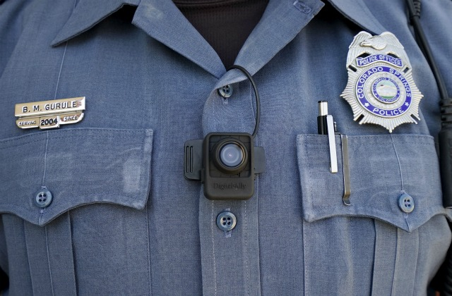 One Former Police Officer Makes the Case for Cameras