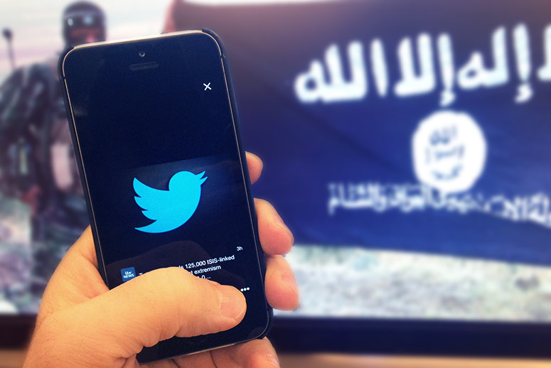 Twitter Responds to Critics, Saying It Has Shut Down Thousands of Islamic State Accounts