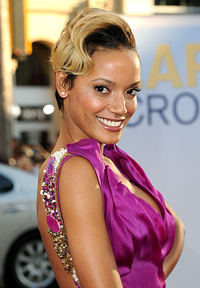 Would You Rock Two-Tone Hair Like Selita Ebanks?