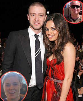 Mila Kunis, Justin Timberlake: Yes, Were Going to Marine Corps Ball ...