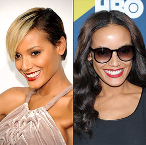 Selita Ebanks Makes Another Major Hair Change - Which Look Do You Prefer?
