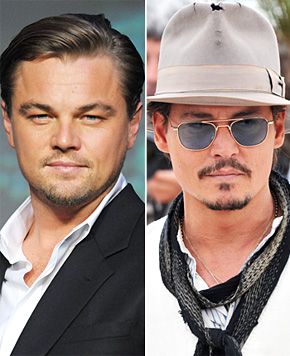 Leo DiCaprio, Johnny Depp Top Forbes' Highest Paid Actors in 2010