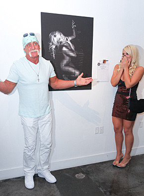 Brooke Hogan: I Don&#39;t Have a &quot;Perverted Relationship&quot; With Dad Hulk