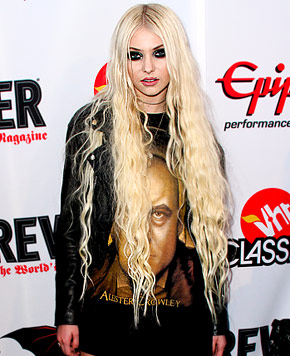 Taylor Momsen: I&#39;ve &quot;Quit Acting&quot;