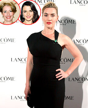 "Kate Winslet, Rachel Weisz Form ""Anti-Cosmetic Surgery League"""