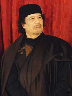 Celebs React to Death of Libyan Dictator Moammar Gadhafi