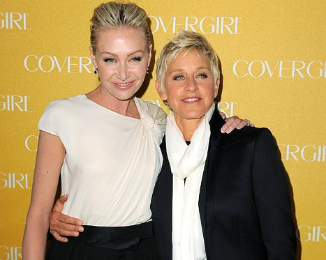 Why Ellen DeGeneres, Portia de Rossi Don't Want Kids