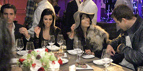 Kim Kardashian's NYC Birthday Dinner: All the Details!