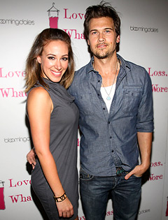 Haylie Duff and Nick Zano Split After 3 Years