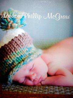 Meet Dr. Phil McGraw's Grandson London Phillip!