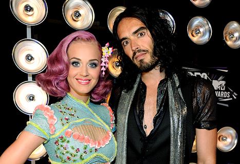 Katy Perry: Russell Brand and I Are Not Getting a Divorce!