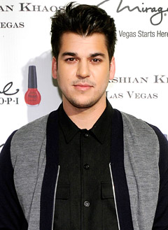 Rob Kardashian Launching a &quot;Dress Sock&quot; Line